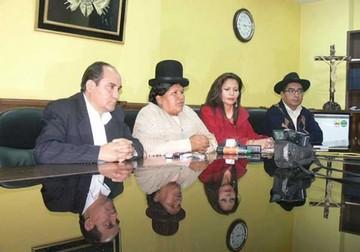 Magistratura: Triveño pide a Sanabria dar un paso al costado de la Presidencia