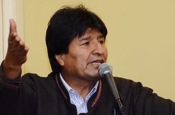 Según Evo Morales, la derecha en Bolivia es la prensa y redes sociales