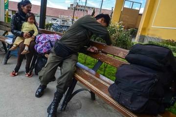Procesan a policía que denunció corrupción de sus pares en Pando