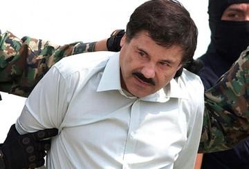 """Anuncian recaptura del narcotraficante Joaquín """"El Chapo"""" Guzmán"""