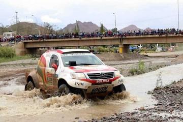 Bulacia firma su mejor Dakar