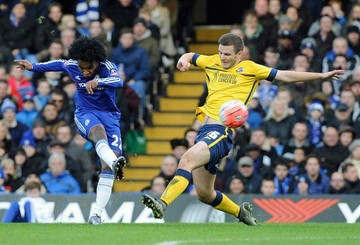 Chelsea avanza de ronda