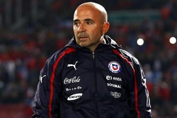 """Sampaoli dice que se siente un """"rehén"""" y quiere dejar la selección de Chile"""