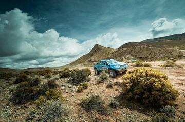 Tras el descanso, el Dakar inicia su recta final entre dunas y calor