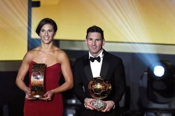 Leo Messi consigue su quinto Balón de Oro