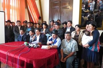 MAS y la oposición revelan sus armas para la campaña