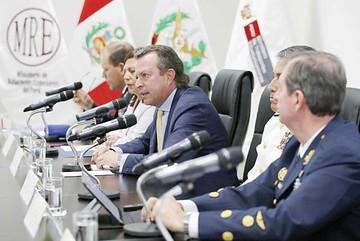 Perú anuncia derribo de aeronaves hostiles