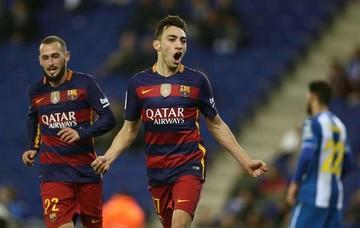 Barça elimina al Espanyol