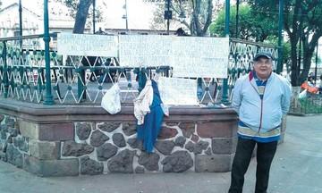 Detenido fuga de custodio e inicia huelga de hambre