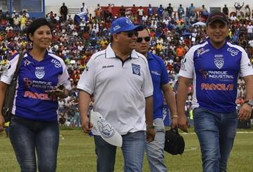 Carlos Romero renuncia a la presidencia de Sport Boys
