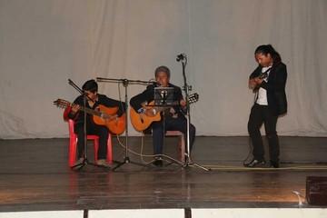 Artistas se lucieron en honor a Mauro Núñez