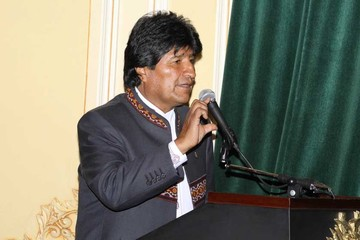 Morales anuncia incentivos