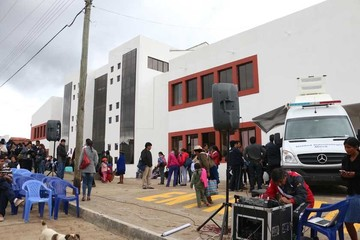 Programa de Salud llega a los barrios periurbanos