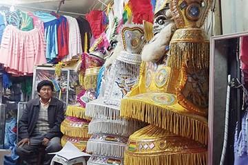 Mercado chino ahoga a artesanos bordadores