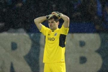 Portero Casillas falla y propicia derrota del Porto