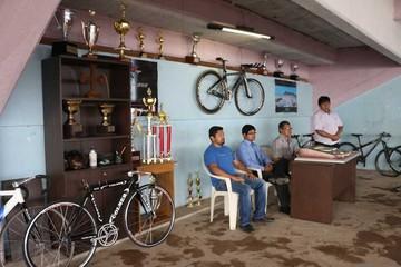 Ciclismo recibe ambientes en el estadio Patria
