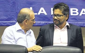 Gobierno y FARC piden verificar el alto al fuego