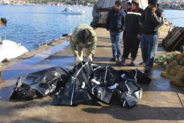 Naufragio: Al menos 43 muertos durante travesía en el Egeo