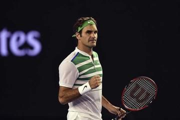 Un récord más para Federer