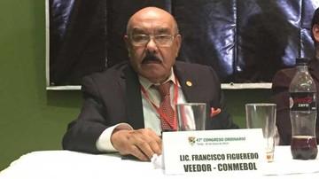 La Conmebol asegura su apoyo a López y a la FBF