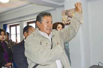 Aprehenden a funcionario por traslado ilegal de coca