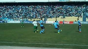 Bolívar vence a Oriente con un gol de Cardozo