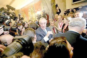 Rebelo de Sousa, electo Presidente de Portugal