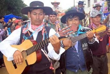 Municipios de Chuquisaca alistan festejos del Carnaval