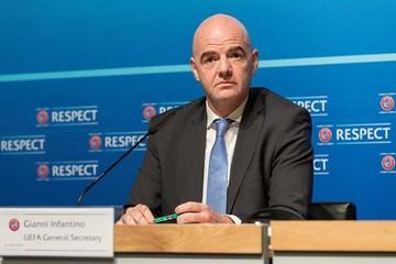 Cinco candidatos por la FIFA