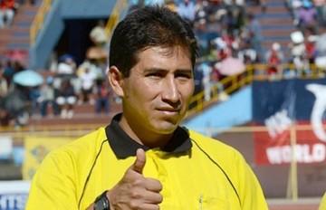 El árbitro José Jordán podría ser suspendido aproximadamente un mes