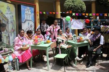 Empiezan los festejos tradicionales en Sucre