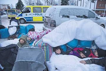 Suecia podría expulsar a miles de refugiados