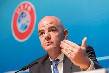 Conmebol asegura  apoyo unánime a Infantino en FIFA