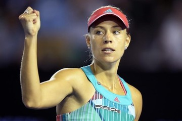 Kerber rompe los pronósticos y a Serena Williams