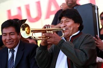 """Morales anuncia que Festival de Bandas 2017 será dedicado a la """"Madre Tierra"""""""