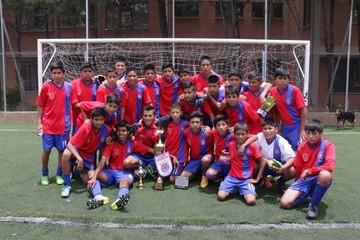 Universitario bicampeón