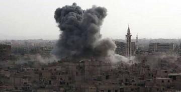 Se intensifican los bombardeos en Siria
