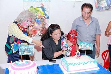 El feliz cumpleaños de Paolo André