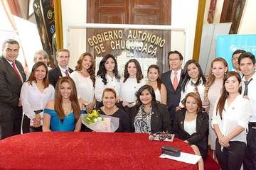 Lanzamiento del Miss Chuquisaca 2016