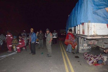 Transporte pesado desbloquea el país, pero ahoga a Chuquisaca