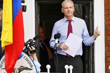 """ONU determina que Assange es detenido """"arbitrariamente"""""""
