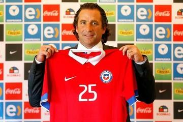 Pizzi toma el mando en Chile