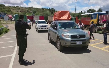 Policía desbloquea ingresos a Sucre