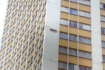 La Paz: Rumor de temblor en edificio causa zozobra