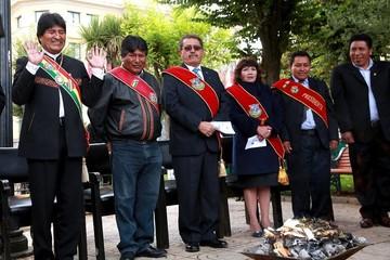 Gobierno anuncia inversión de Bs 250 millones para agua y alcantarillado en Oruro