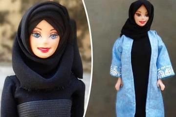 La Barbie musulmana que causa sensación en Instagram