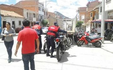 Retiran motos de la calle para reordenar la ciudad