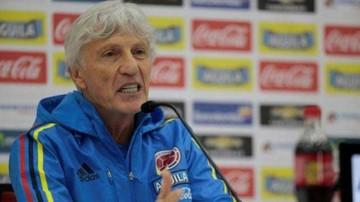 Pekerman convoca a 18 jugadores para trabajar en Colombia