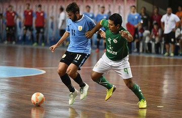 Bolivia se despidió  de la eliminatoria  en el séptimo lugar