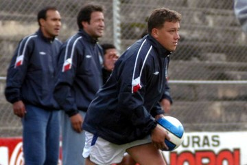 Limberg Gutiérrez  se despedirá del  fútbol en Blooming